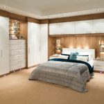 built in bedroom cupboards designs
