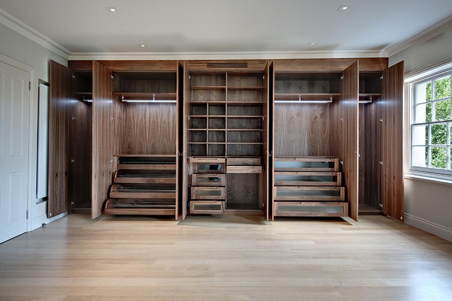 built in bedroom wardrobes designs