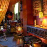 luxury moroccan home decor