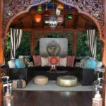 moroccan lantern home decor