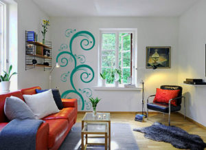 simple ideas to decorate a living room
