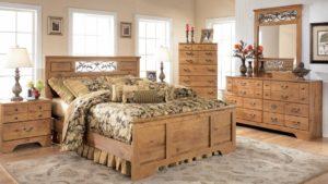 solid pine bedroom furniture sets