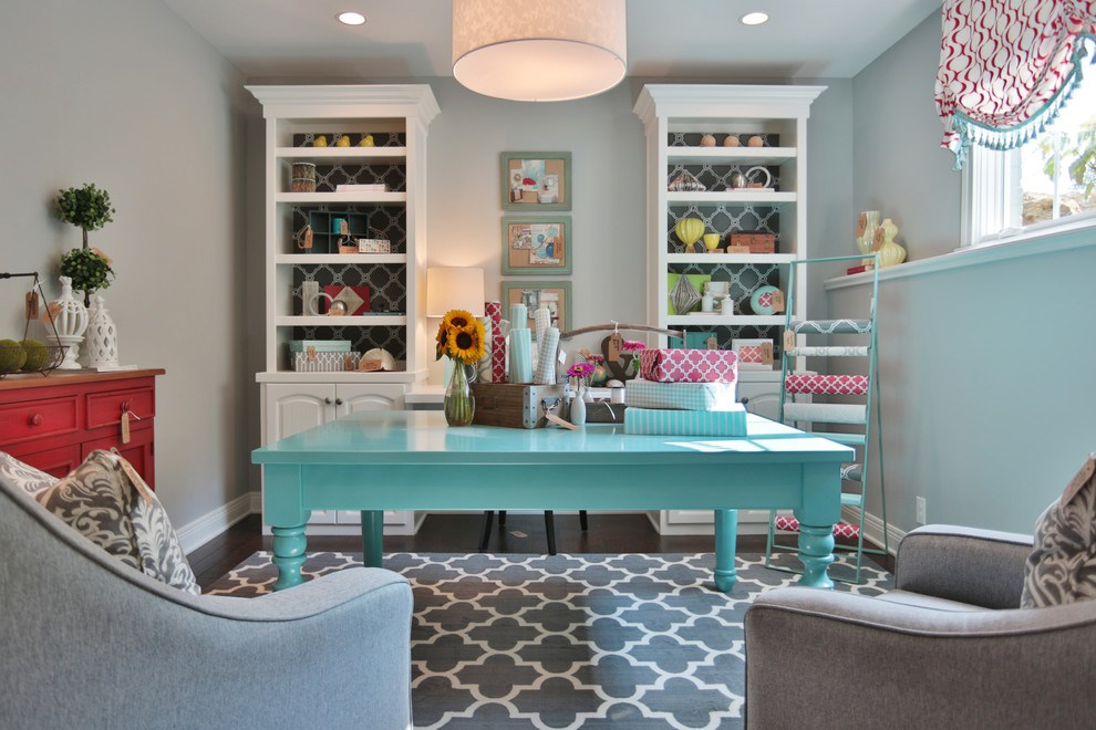 teal turquoise home decor