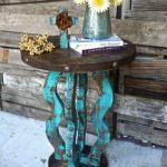 turquoise western home decor
