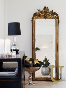 vintage mirrors for living room