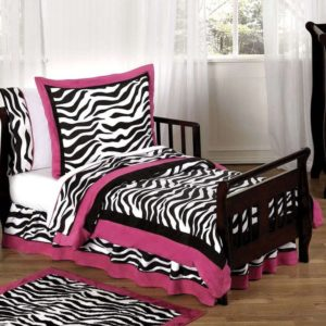 zebra girl bedroom decorating ideas