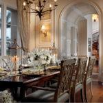 Elegant classic dining rooms