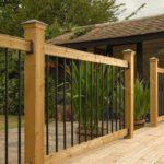 aluminum deck railing attachment