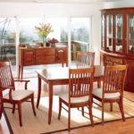 Elegant Amish Dining Room Furniture