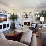 apartment fireplace decorating ideas