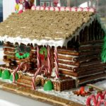 Attractive Gingerbread House Ideas