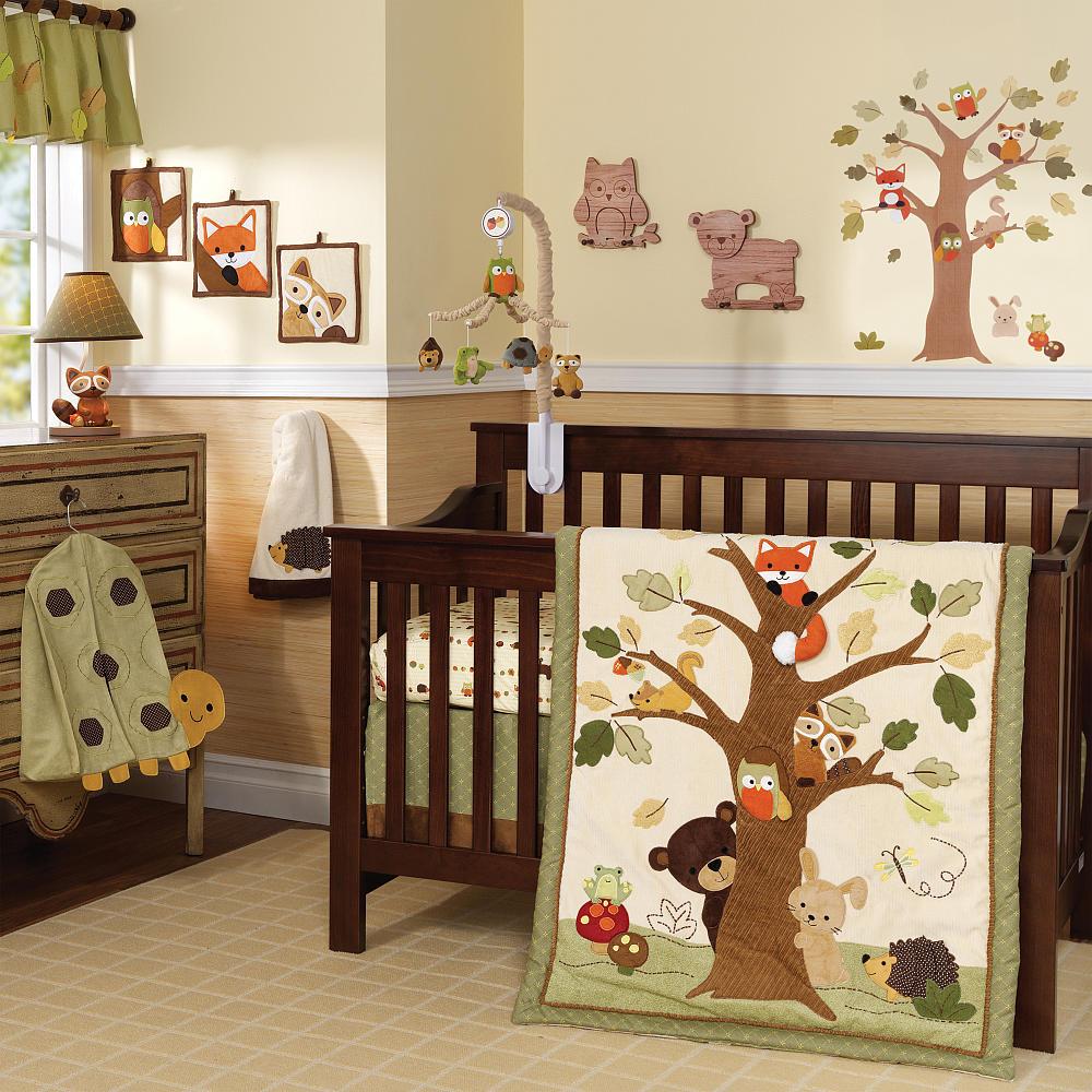 baby nursery decorating ideas gender neutral