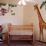 baby nursery decorating ideas jungle theme