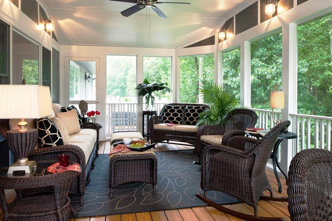 back patio decorating ideas