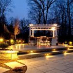 Patio Lighting Ideas Position and Effect
