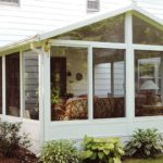 backyard deck enclosures
