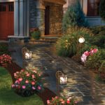 backyard lighting design ideas