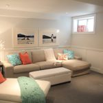 basement apartment lighting ideas