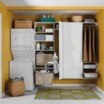 basement laundry room lighting ideas