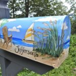 beach mailbox ideas