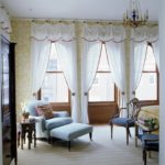 Drapery Ideas for Boring-Look Window