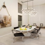 Dining Room Wall Decor Concept
