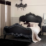 black french bedroom furniture sets