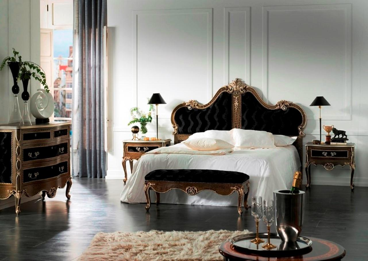 black french country bedroom furniture - Charming French Bedroom ...