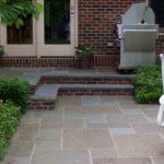 bluestone brick patio