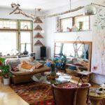 bohemian eclectic home decor