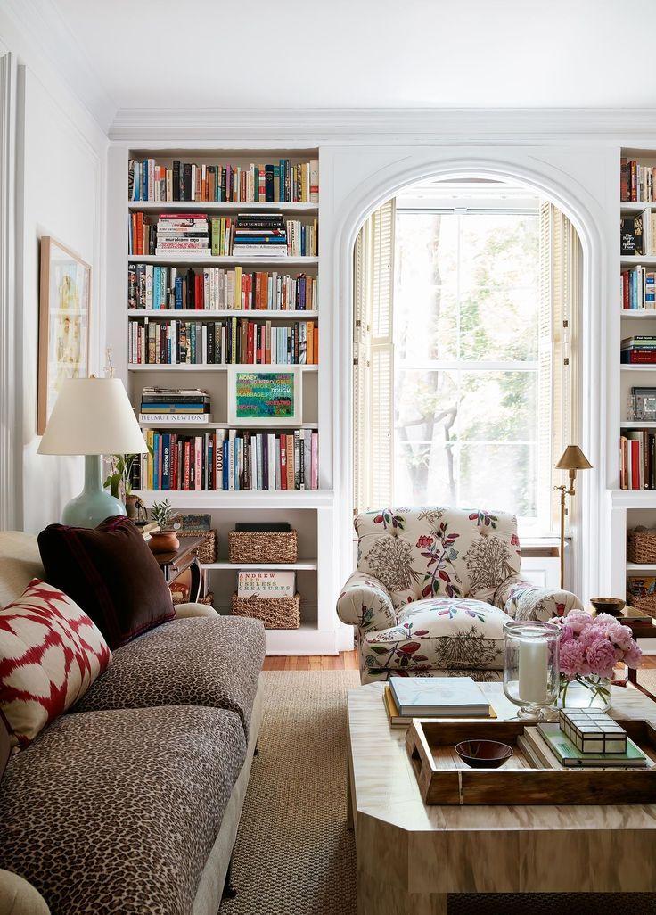 bookshelf ideas for small living room