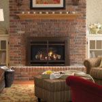 brick fireplace decorating ideas