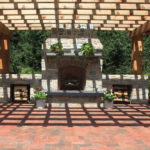 brick patio decorating ideas