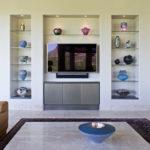 built in shelf ideas for living room