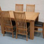 Solid Oak Dining Room Sets