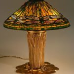 Making Stained Glass Lamp Shades Well