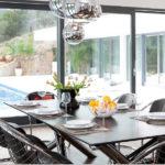 Small Dining Room Installation Planning