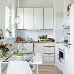 The Beautiful and Useful Compact Kitchen