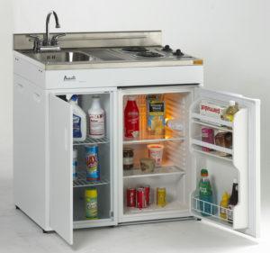 compact kitchen stove