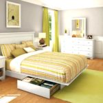 contemporary full bedroom sets