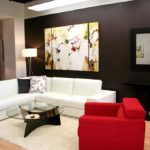 Picking the Living Room Color Schemes