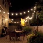 cool patio lighting ideas