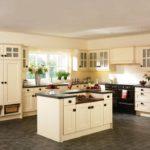 cream colored kitchen cabinet designs