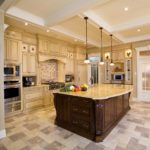 cream kitchen cabinet designs