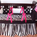 Zebra Baby Bedding With Interesting Shape