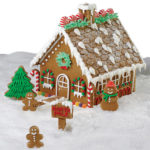 decorating a gingerbread house ideas