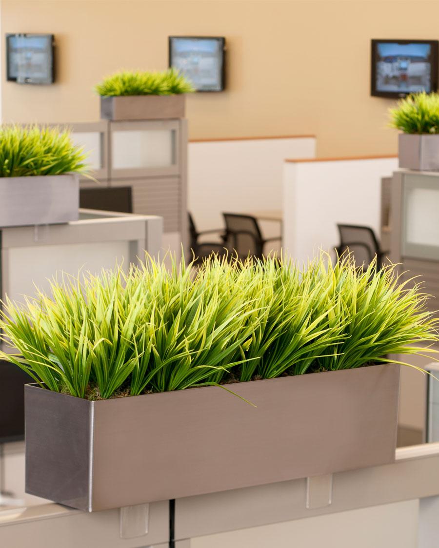 decorative artificial grasses