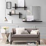 decorative shelves ideas living room