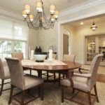 dining room window treatments pictures
