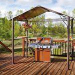 diy backyard canopy ideas
